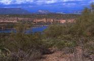 View of Lake Pleasant